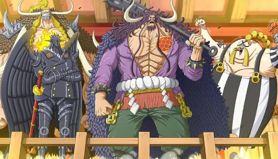Origin of Beast Pirates | Why King and Queen Joined Kaido